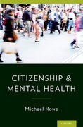 Cover for Citizenship & Mental Health