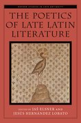 Cover for The Poetics of Late Latin Literature - 9780199355631