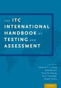 Cover for The ITC International Handbook of Testing and Assessment