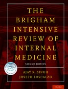 Cover for The Brigham Intensive Review of Internal Medicine