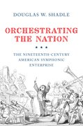 Cover for Orchestrating the Nation
