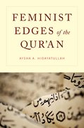 Cover for Feminist Edges of the Qur