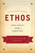 Cover for Constitutional Ethos - 9780199359844