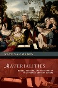 Cover for Materialities