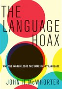 Cover for The Language Hoax