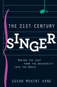 Cover for The 21st Century Singer