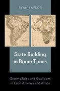 Cover for State Building in Boom Times