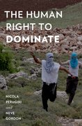 Cover for The Human Right to Dominate