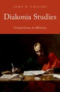 Cover for Diakonia Studies