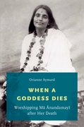 Cover for When a Goddess Dies