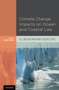 Cover for Climate Change Impacts on Ocean and Coastal Law