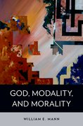 Cover for God, Modality, and Morality