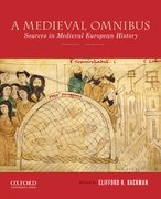 Cover for A Medieval Omnibus: Sources in Medieval European History