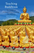 Cover for Teaching Buddhism