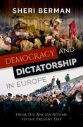 Cover for Democracy and Dictatorship in Europe