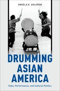 Cover for Drumming Asian America