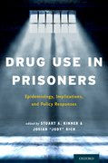 Cover for Drug Use in Prisoners - 9780199374847