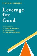Cover for Leverage for Good