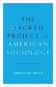 Cover for The Sacred Project of American Sociology