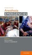 Cover for Anesthesia Emergencies