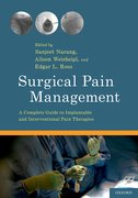 Cover for Surgical Pain Management