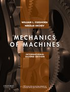 Cover for Mechanics of Machines