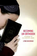Cover for Becoming Un-Orthodox