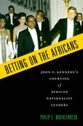Cover for Betting on the Africans