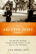 Cover for The Archive Thief