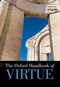 Cover for The Oxford Handbook of Virtue
