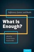 Cover for What is Enough? - 9780199385263