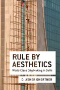Cover for Rule By Aesthetics
