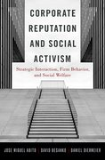 Cover for Corporate Reputation and Social Activism