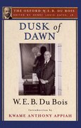 Cover for Dusk of Dawn (The Oxford W. E. B. Du Bois)