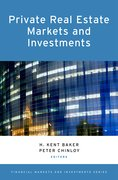 Cover for Private Real Estate Markets and Investments