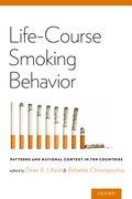 Cover for Life-Course Smoking Behavior