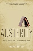 Cover for Austerity