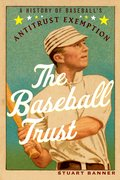 Cover for The Baseball Trust