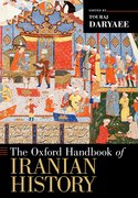 Cover for The Oxford Handbook of Iranian History