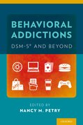 Cover for Behavioral Addictions: DSM-5® and Beyond