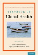 Cover for Textbook of Global Health - 9780199392285