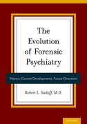Cover for The Evolution of Forensic Psychiatry