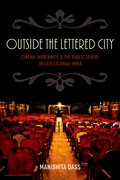 Cover for Outside the Lettered City