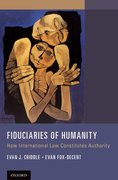 Cover for Fiduciaries of Humanity - 9780199397921