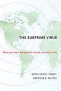 Cover for The Subprime Virus - 9780199398287