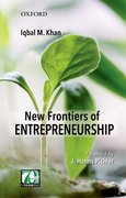 Cover for New Frontiers of Entrepreneurship