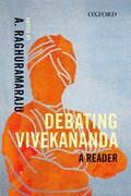 Cover for Debating Vivekananda
