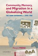 Cover for Community, Memory, and Migration in a Globalizing World