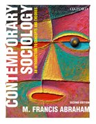 Cover for Contemporary Sociology