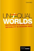 Cover for Unequal Worlds